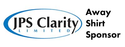 JPS Clarity - away shirt sponsor