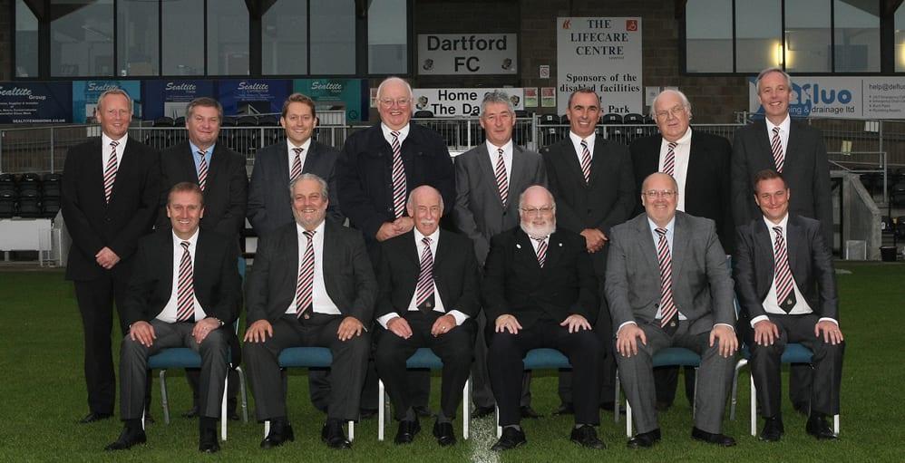 Dartford FC Directors