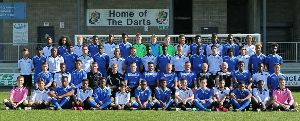 Dartford Academy 2015/16