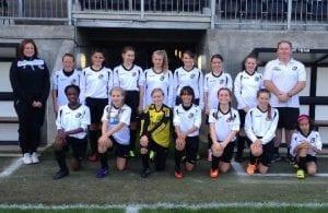 U13 Girls Team