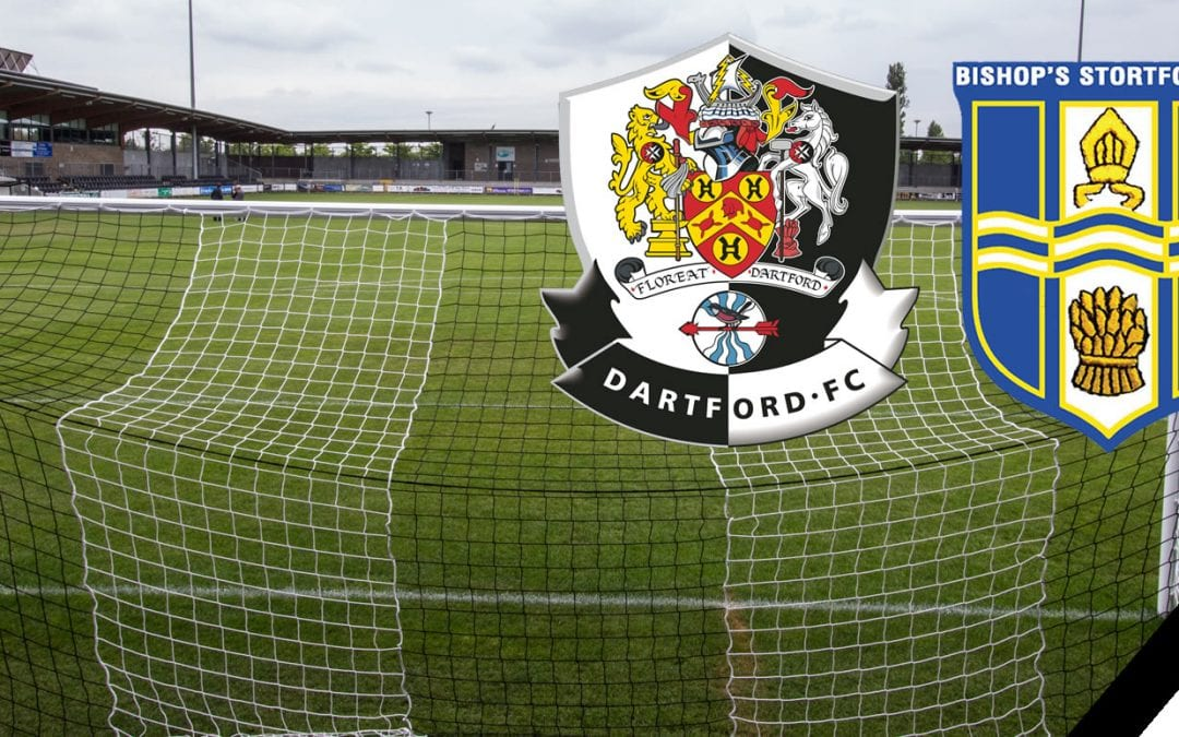 MATCH PREVIEW: Dartford v Bishop's Stortford