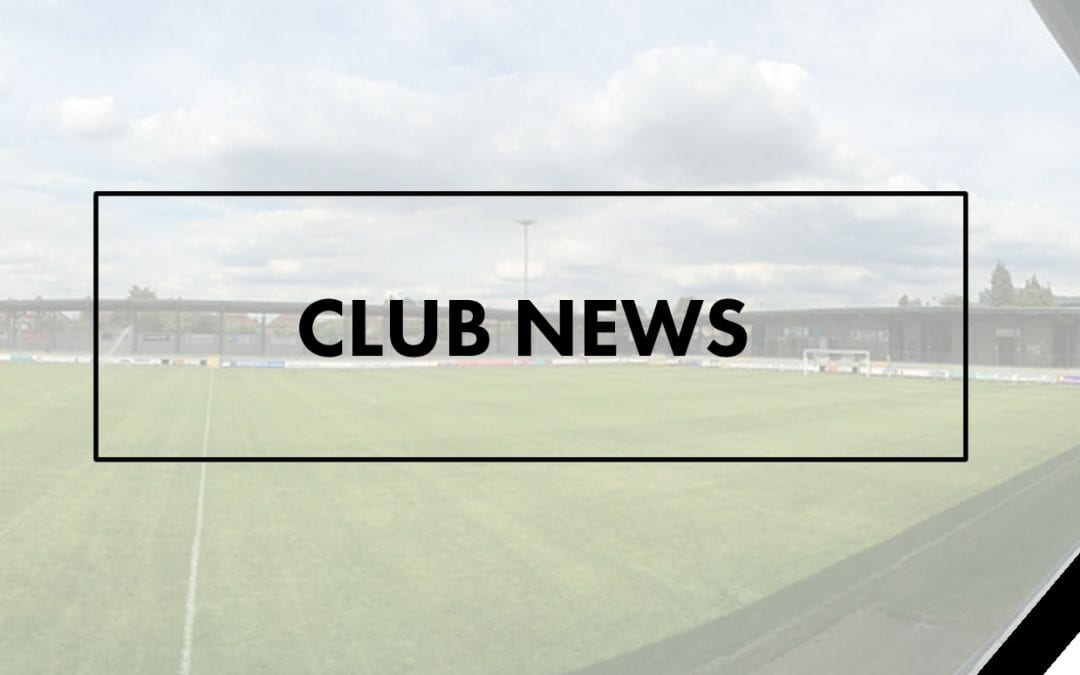 UPDATE: Tony Burman Post Gloucester City
