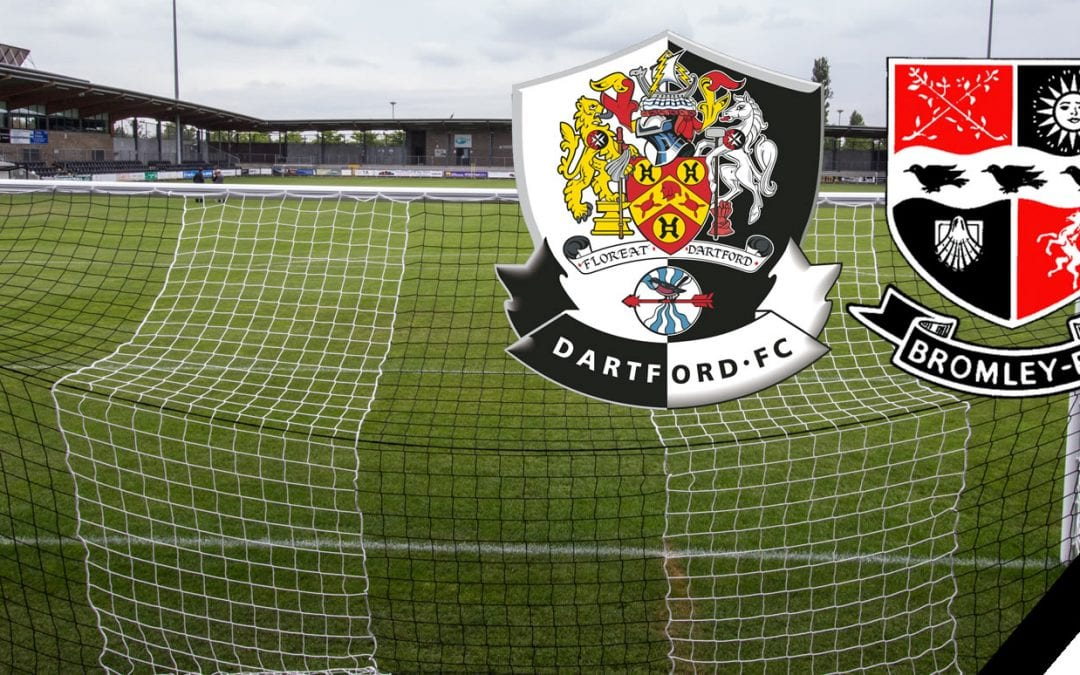 Dartford v Bromley – GAME OFF