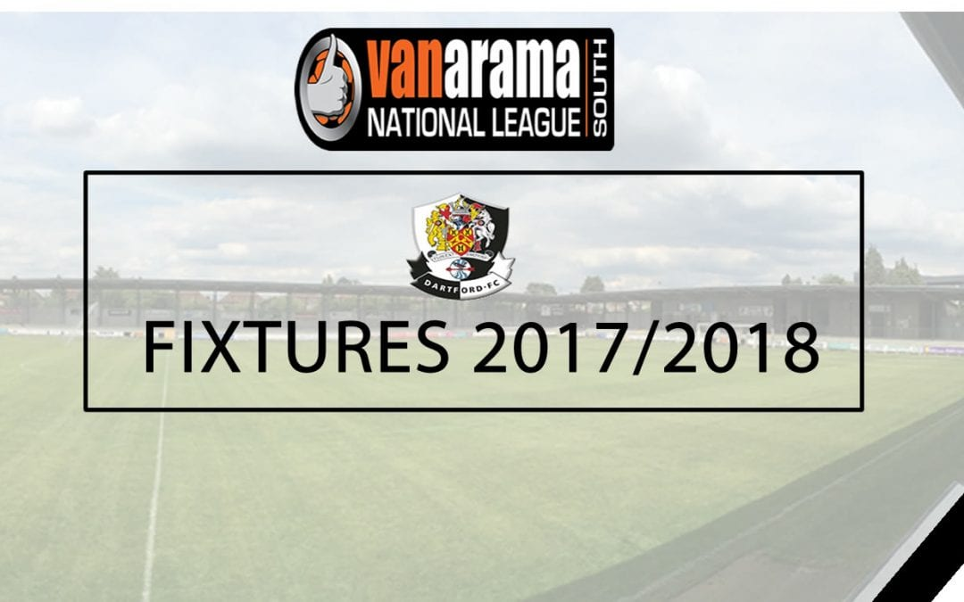 Fixtures 2017/2018