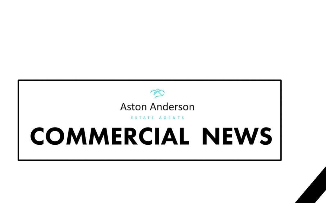 NEW Short Sponsor – Aston Anderson Estate Agents