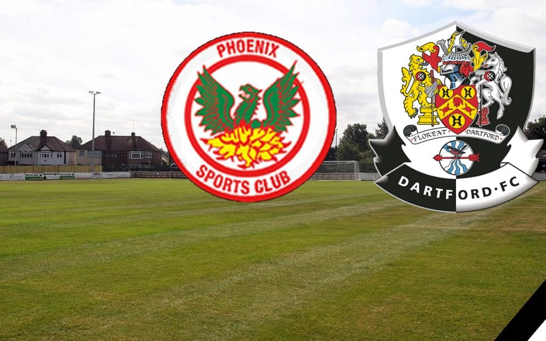 Match Information – Phoenix Sports v Dartford