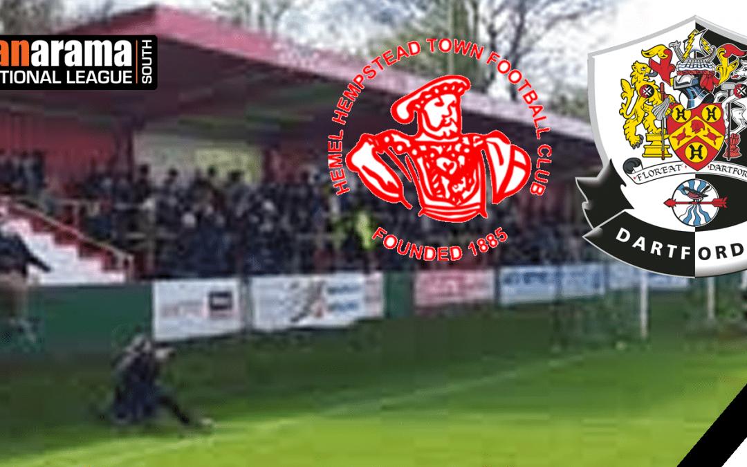 Match Information – Hemel Hempstead