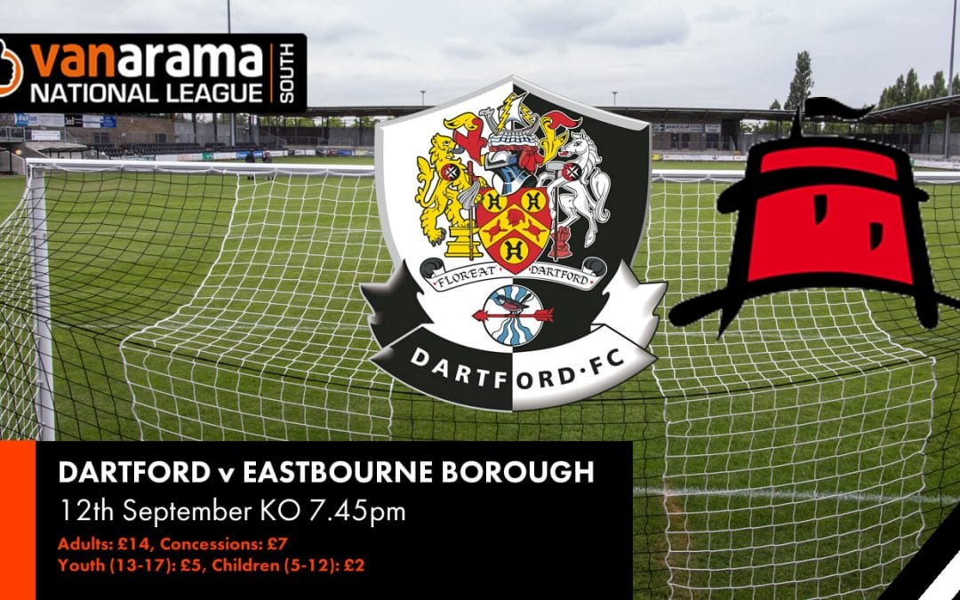 Match Information – Eastbourne Borough