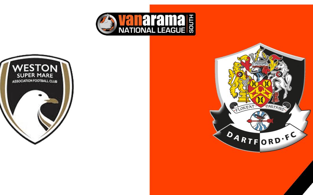 Match Information – Weston-Super-Mare