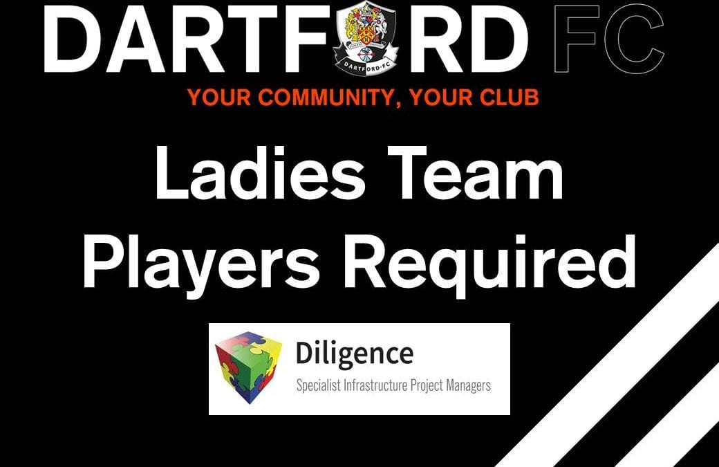 Ladies Team Players Required