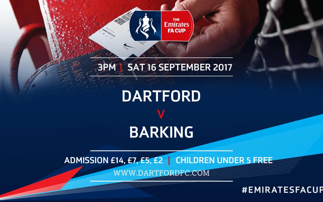 Match Information – Barking FC