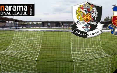 Rearranged Game: Dartford v Wealdstone