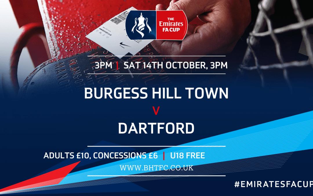 Match Information: Burgess Hill Town