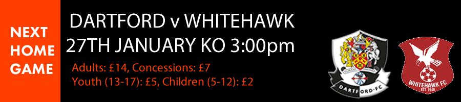 Next at Princes Park: Dartford v Wealdstone