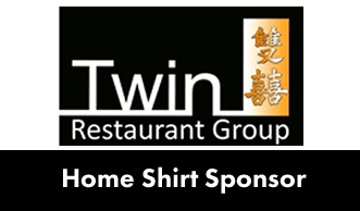 Twins Dartford - home shirt sponsor