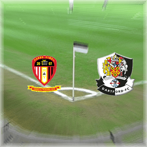 MATCH REPORT – Dartford draw at Hayes and Yeading