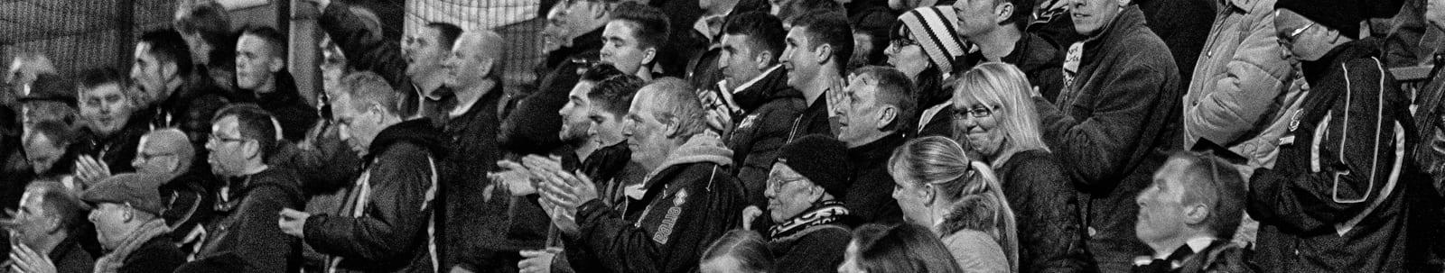 Dartford FC fans