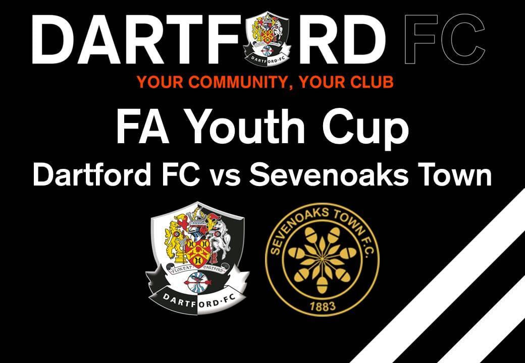 Fa Youth Cup Draw Dartford Football Club Official Website