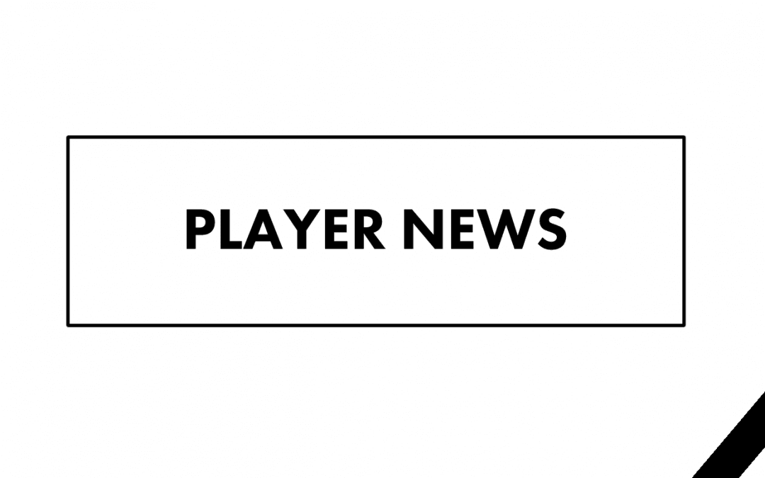 Player News – Bailey Vose