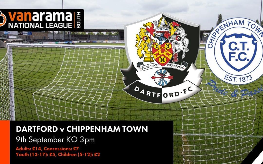 Match Information – Chippenham