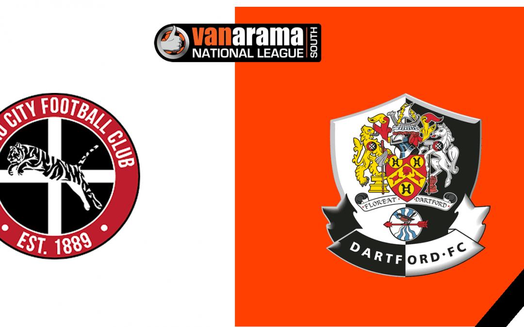 Match Information: Truro v Dartford