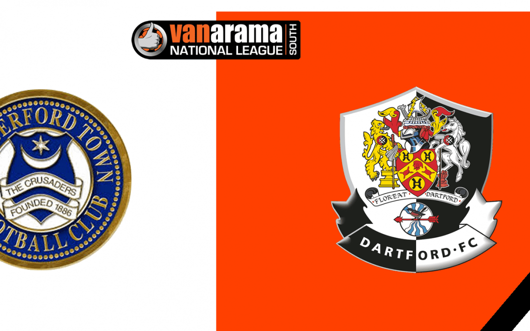 Match Information: Hungerford v Dartford