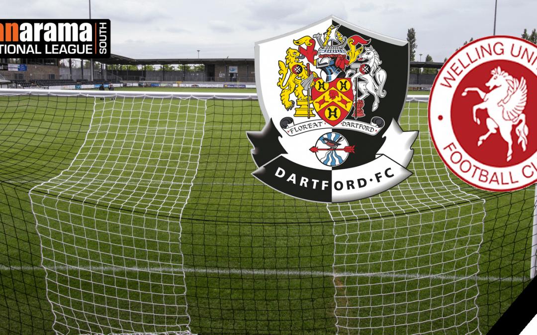 Match Information: Dartford v Welling