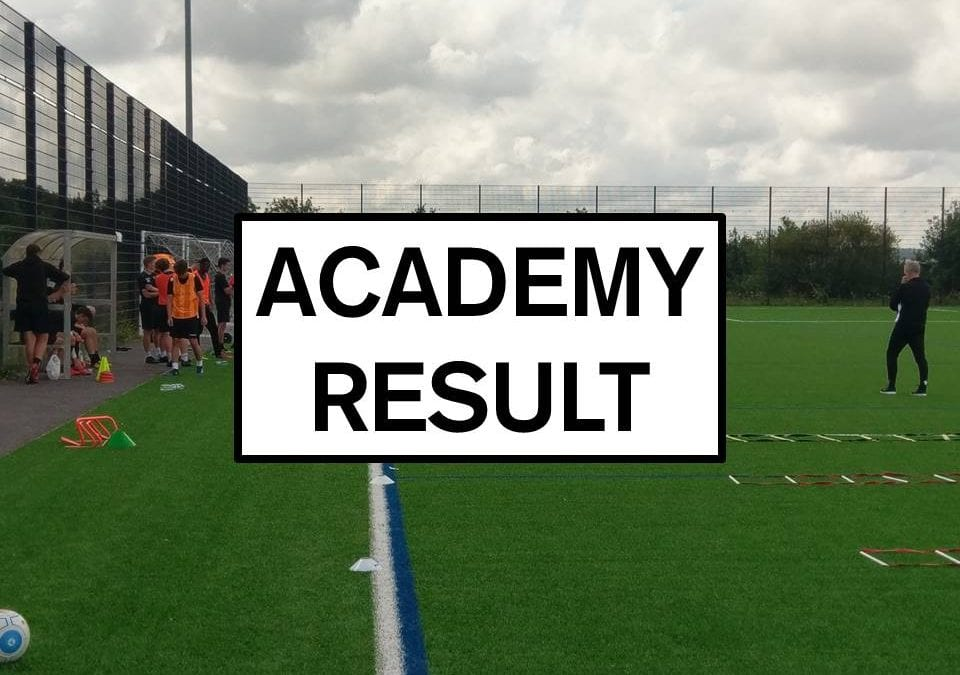 Academy Team Through To Quarter Finals