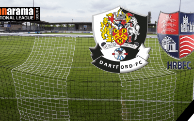 Match Information: Dartford v Hampton & Richmond