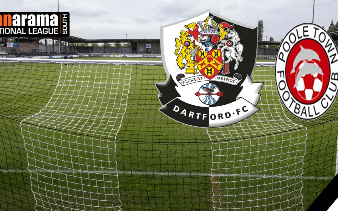 Match Information: Dartford v Poole Town
