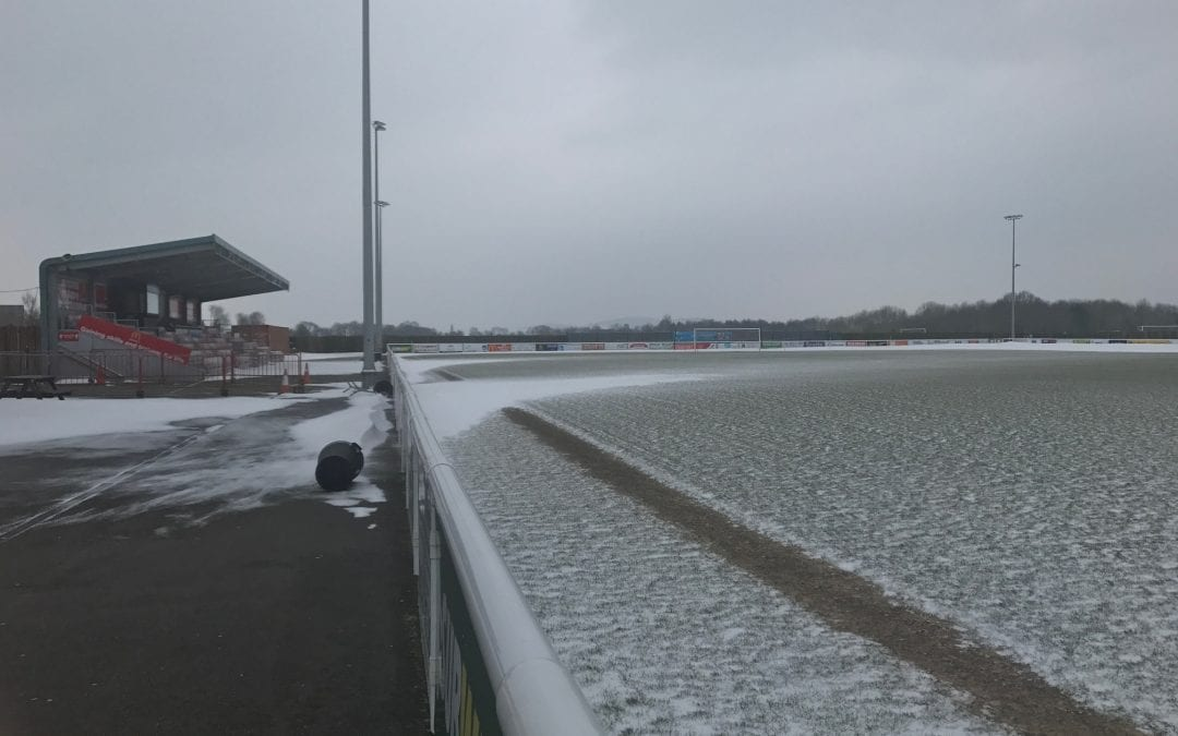 Gloucester City v Dartford: MATCH POSTPONED