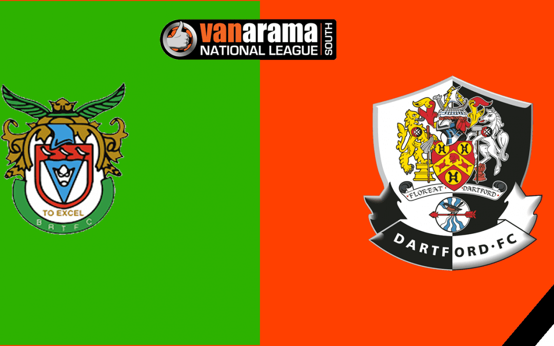 Match Information: Bognor Regis v Dartford
