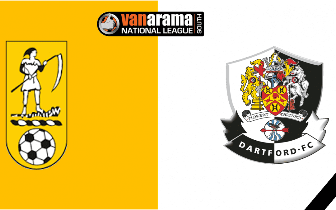 Match Information: East Thurrock v Dartford