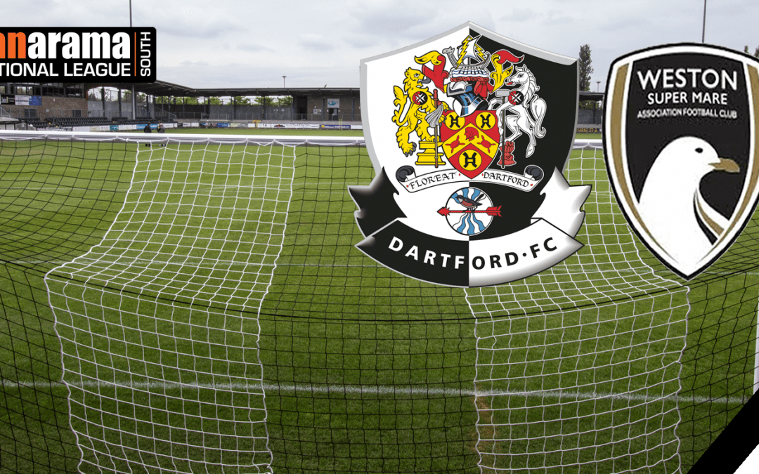 Match Information: Dartford v Weston-Super-Mare