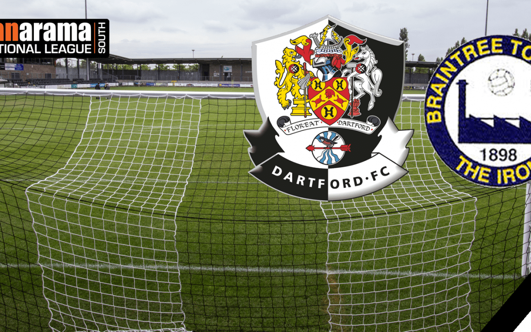 Match Information: Dartford v Braintree – Playoff Semi-Final