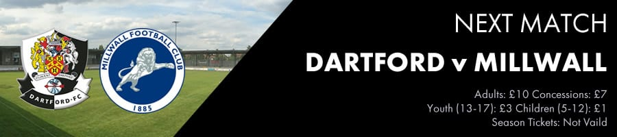 Next at Princes Park: Dartford v Wealdstone