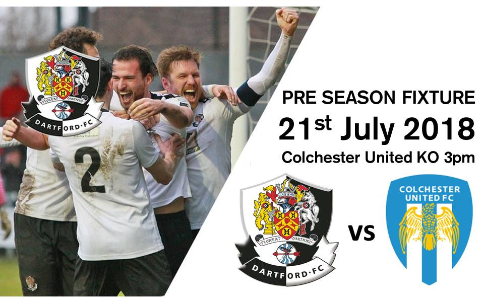 Change of Preseason Fixture