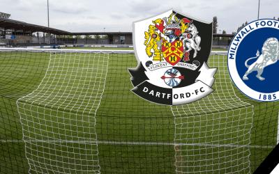 Match Information: Dartford v Millwall