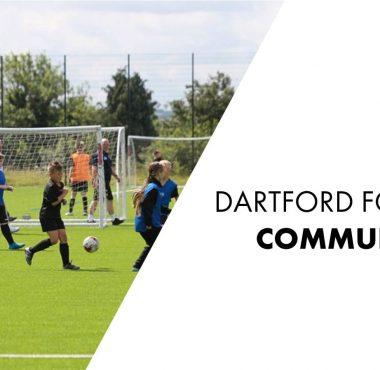 Dartford fc community programme