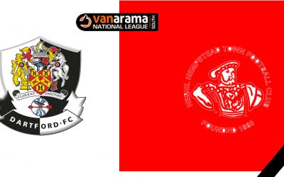 Match Report: Dartford v Hemel Hempstead