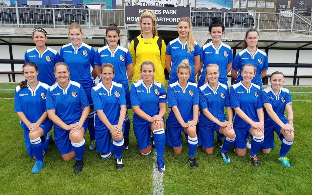 Women's FA Cup this Sunday 2nd September 2pm KO