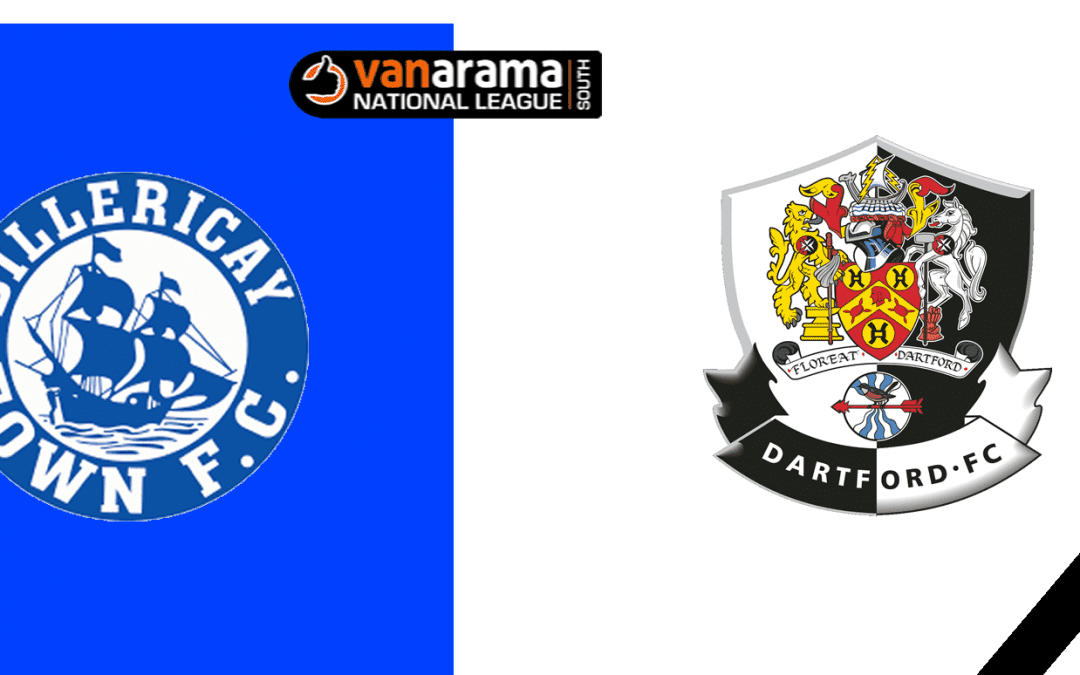 Match Report: Billericay v Dartford