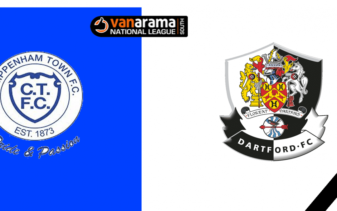 Match Information: Chippenham Town v Dartford