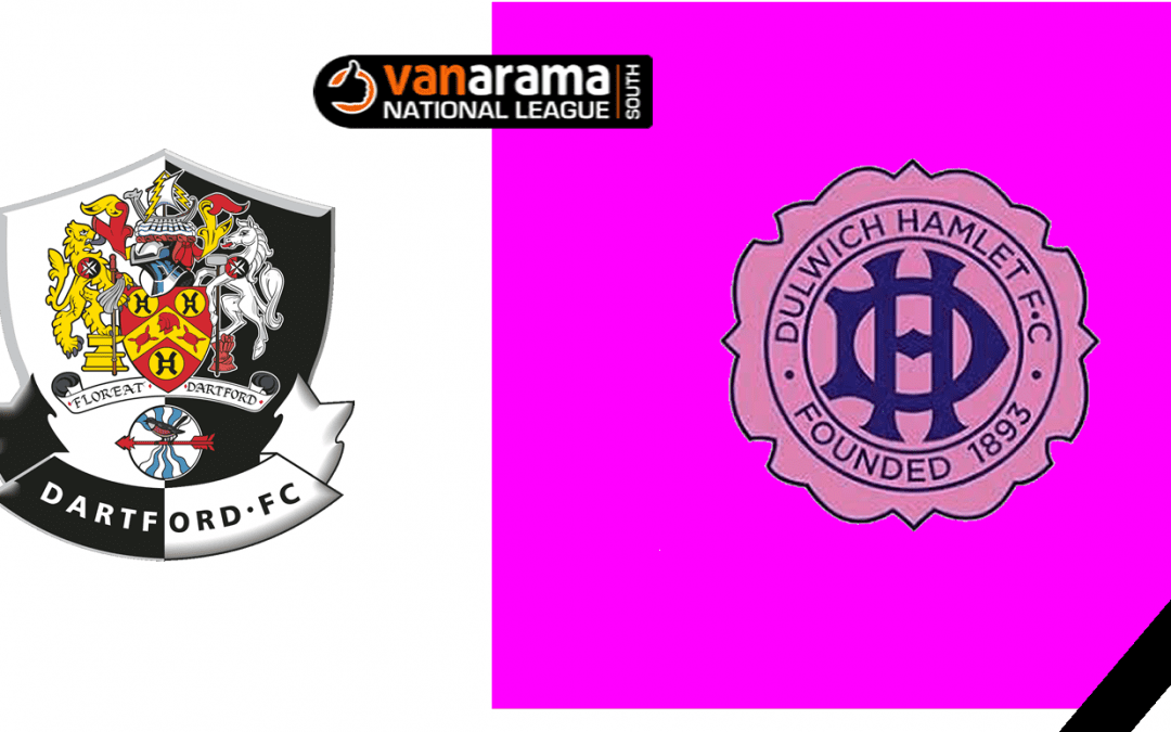 Match Information: Dartford v Dulwich Hamlet