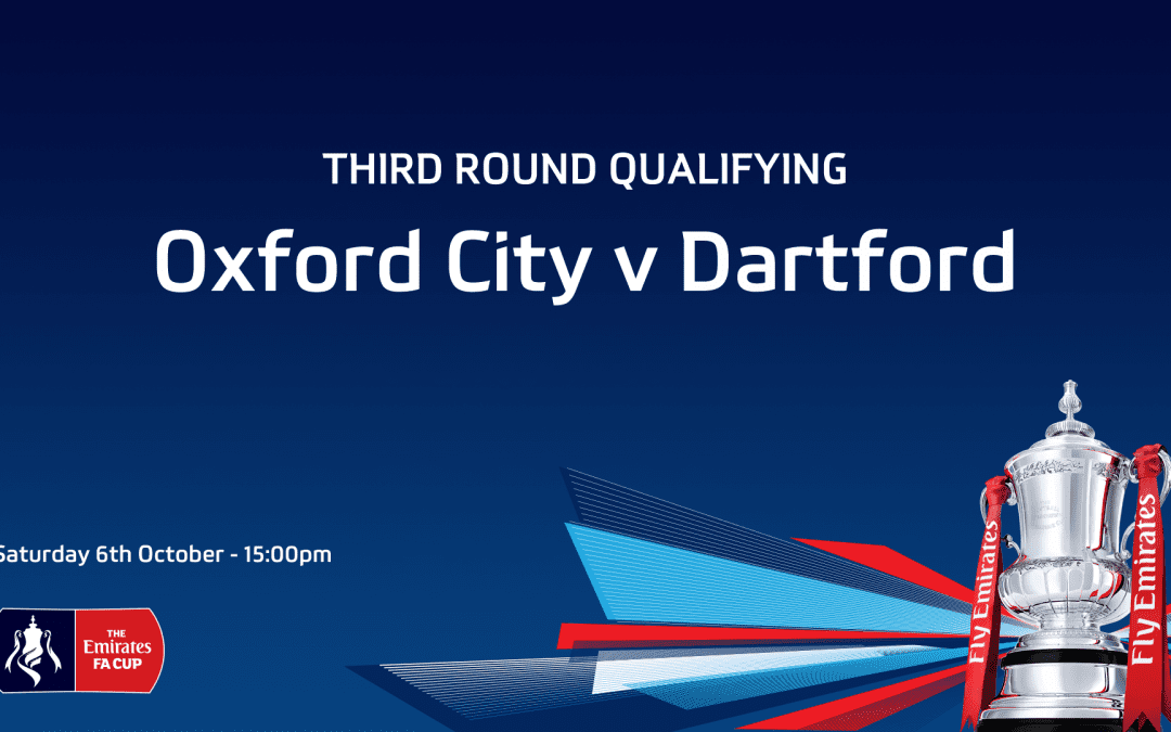 Match Information: Oxford City v Dartford