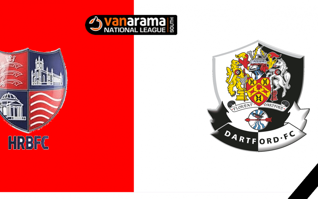 Match Information: Hampton & Richmond v Dartford