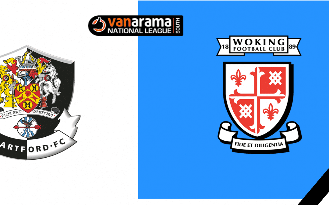 Match Information: Dartford v Woking