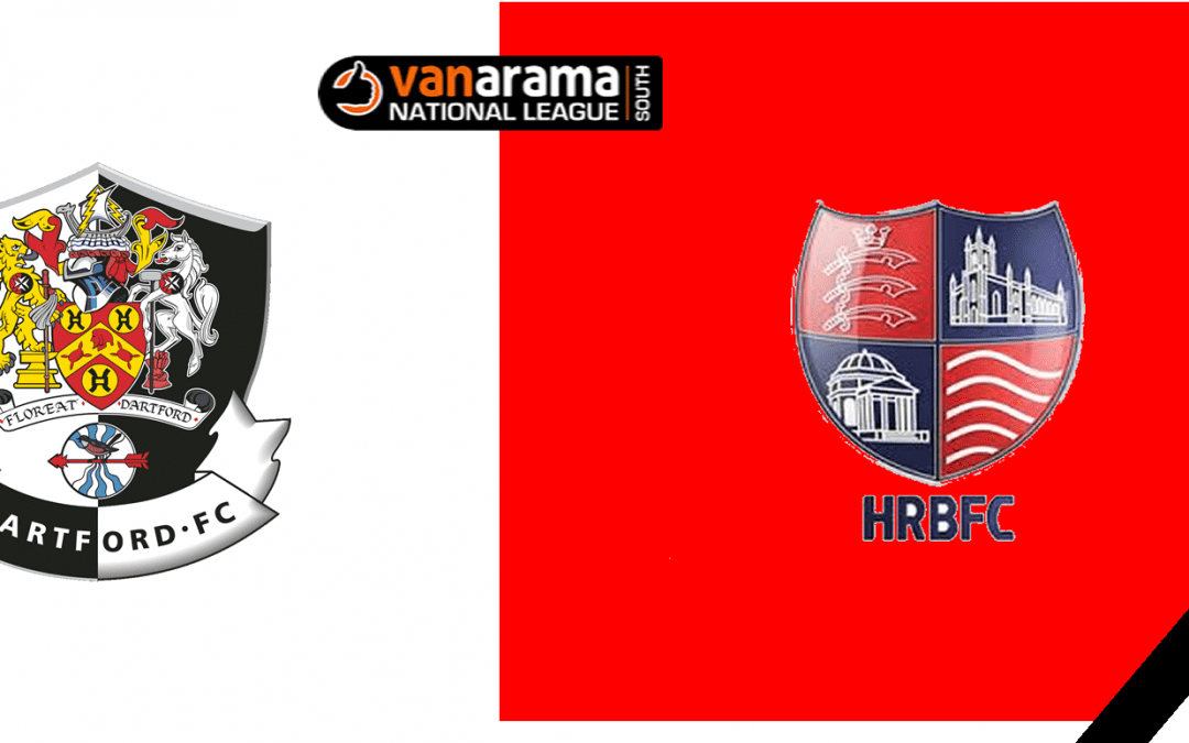 Match Information: Dartford v Hampton & Richmond Borough