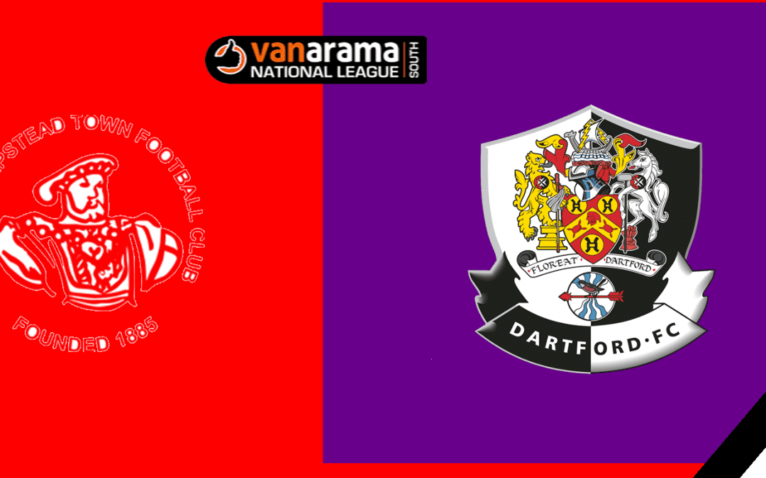 Match Information: Hemel Hempstead v Dartford