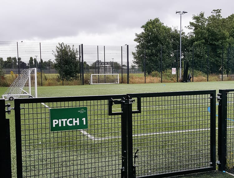 Mini Pitch Availability